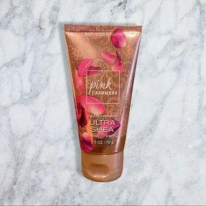 Pink Cashmere Travel Size Body Cream